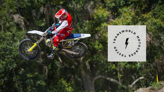 Initial impression test ride of the 2019 Husqvarna FC 250 motocross motorcycle, which features a new frame, refined engine with new parts, and updated suspension settings.