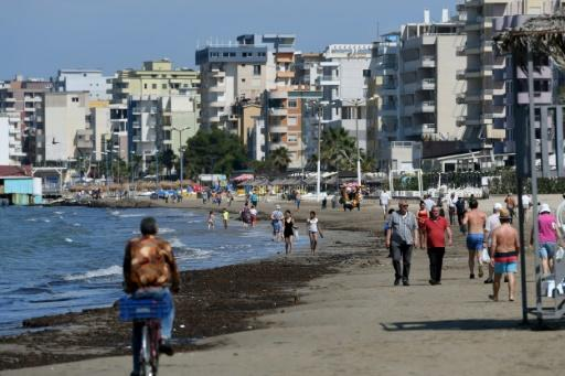 In Albania, whose economy draws up to 15 percent from tourism, operators are staring at a potentially ruinous year with the suspension of mainly Polish and Scandinavian bookings