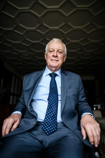 "Hong Kong's former British colonial governor Chris Patten was given the affectionate nickname ""Fat Pang"" during his five-year tenure and was known for his love of its ubiquitous egg tarts"