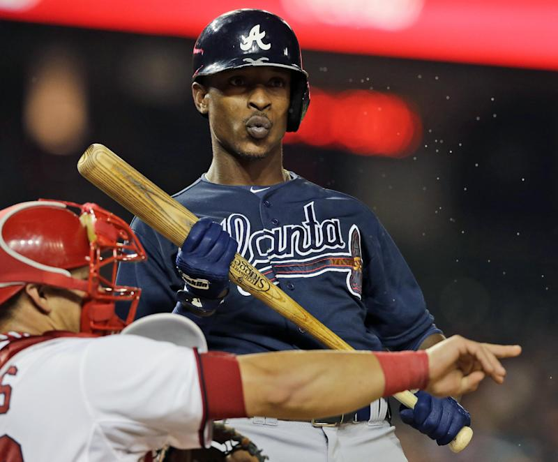 Braves' B.J. Upton eager to start over in 2014