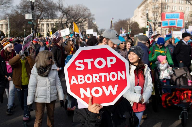 Alabama's Abortion Ban Would Put Doctors in Prison for as Long as Rapists