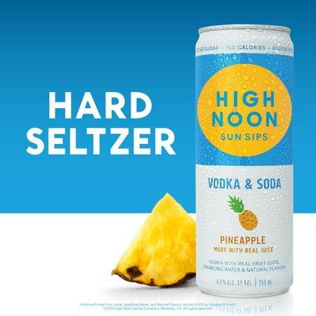 The seltzer is hard. Deciding where to buy it? Couldn't be easier. (Photo: Walmart)