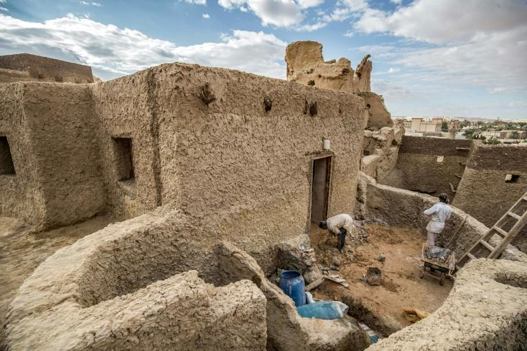 The European Union and Egyptian company Environmental Quality International (EQI) began to restore the fortress in 2018, at a cost of over $600,000