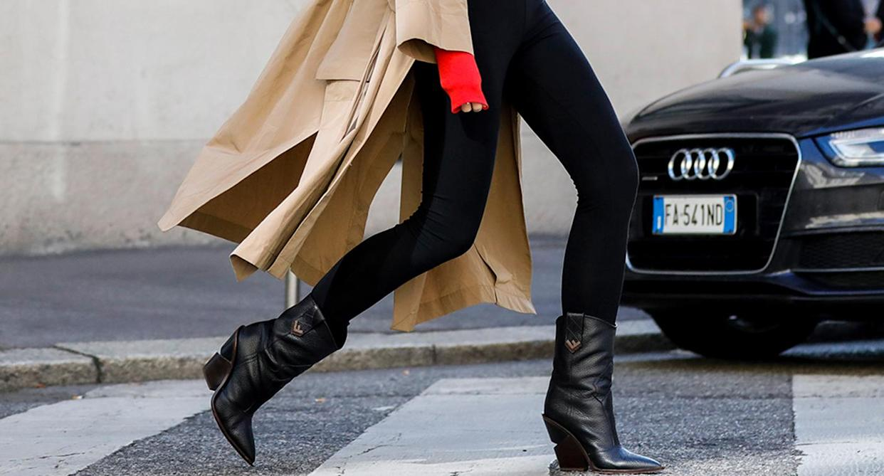 The cosy jeggings to add to your basket now. (Getty Images)