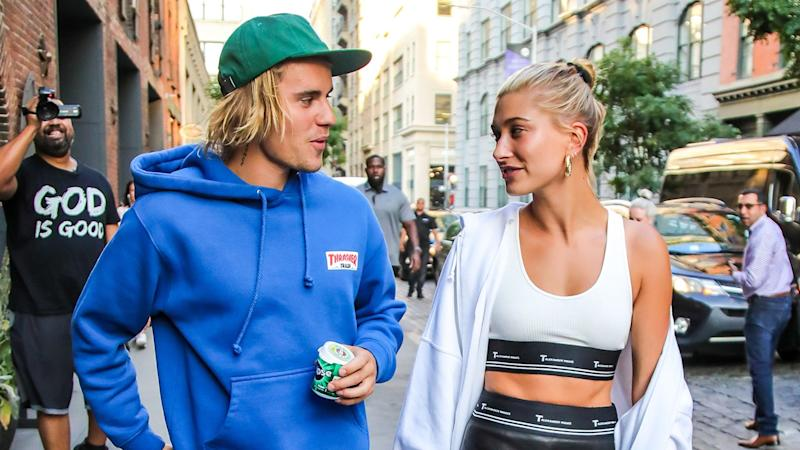 Justin Bieber Shares Steamy Pic of His Hot Tub Make-Out Session With Hailey Baldwin