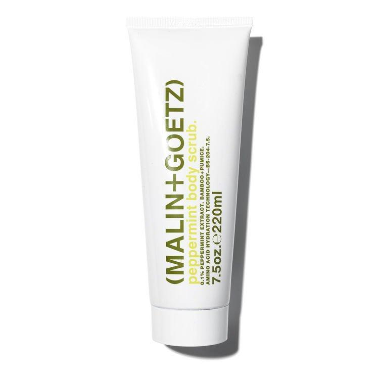 My skin is pretty finicky. Any acids too strong or exfoliants too rough set me ablaze in red, inflamed welts. But the granules in this minty scrub are fine and gentle, and its got hydrating acids that leave a nice, soft feel behind. I use my hands to lightly buff it on—no loofah—so I have control over the spots that need it most. <em>—L.S.</em>