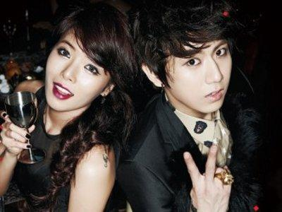 HyunA and Hyun-seung launch album together