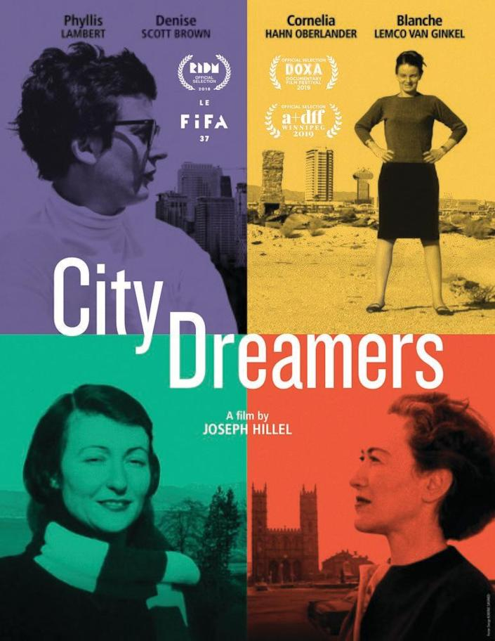 "City Dreamers"" Documentary Highlights 4 Influential Women in ..."