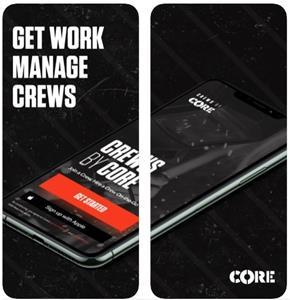 Crews by Core, Get Work, Hire and Manage Crews