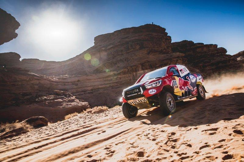 """11. Giniel De Villiers: 15<span class=""""copyright"""">Red Bull Content Pool</span>"""