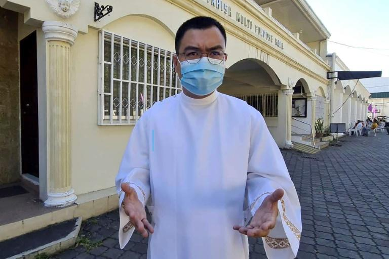 As the pandemic forced places of worship to close across the Philippines, tech-savvy priests like Fiel Pareja turned TikTok into a virtual pulpit