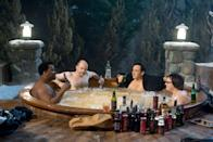 <p>Get your '80s on with this raunchy comedy about a group of friends who go on a skiing trip and thanks to a magic hot tub, are transported back to the resort's retro heyday. </p>