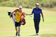 European Ryder Cup captain Padraig Harrington also rolled back the years at the US PGA Championship to finish tied for fourth place