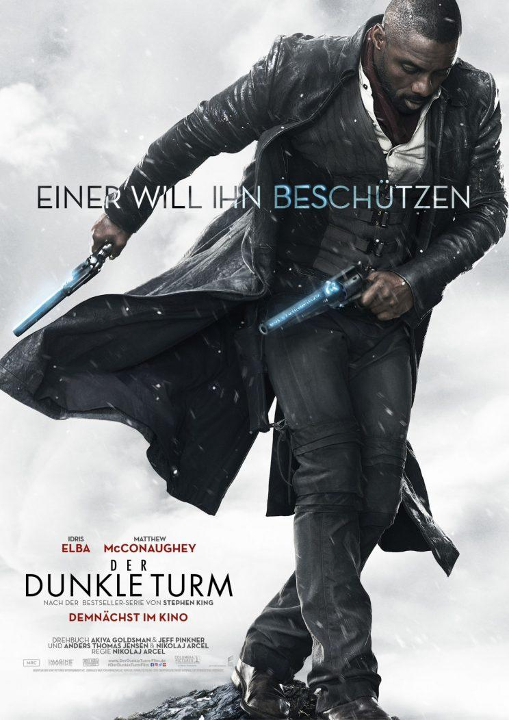 Idris Elba als Revolvermann Roland Deschain in