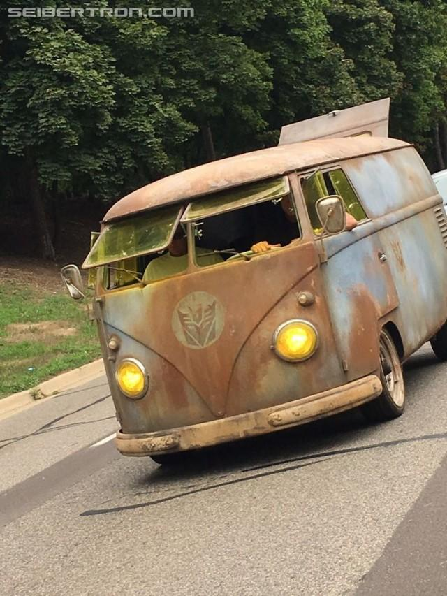 Hooligan - Rusty Volkswagen Type 2