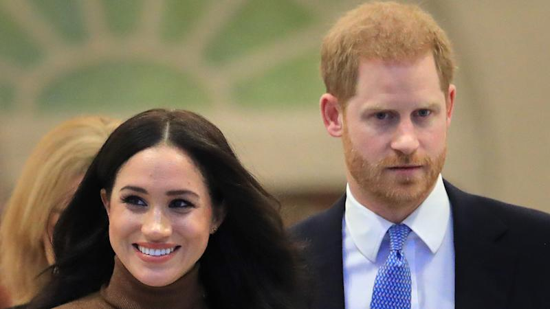 The saga of Harry and Meghan plays out in the papers