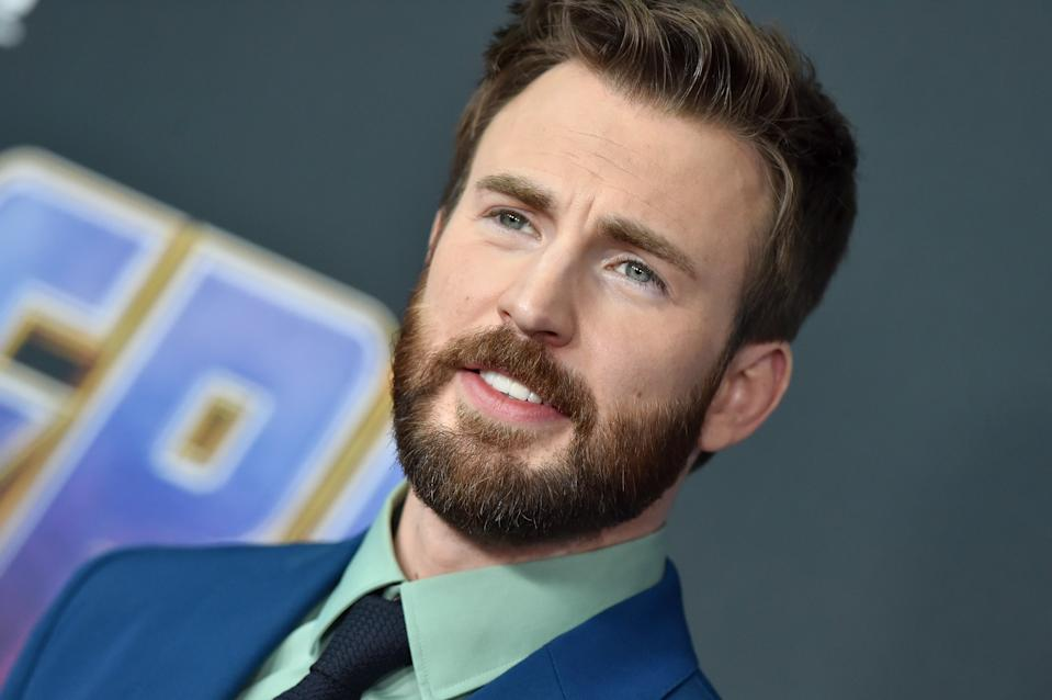 LOS ANGELES, CALIFORNIA - APRIL 22: Chris Evans attends the World Premiere of Walt Disney Studios Motion Pictures 'Avengers: Endgame' at Los Angeles Convention Center on April 22, 2019 in Los Angeles, California. (Photo by Axelle/Bauer-Griffin/FilmMagic)