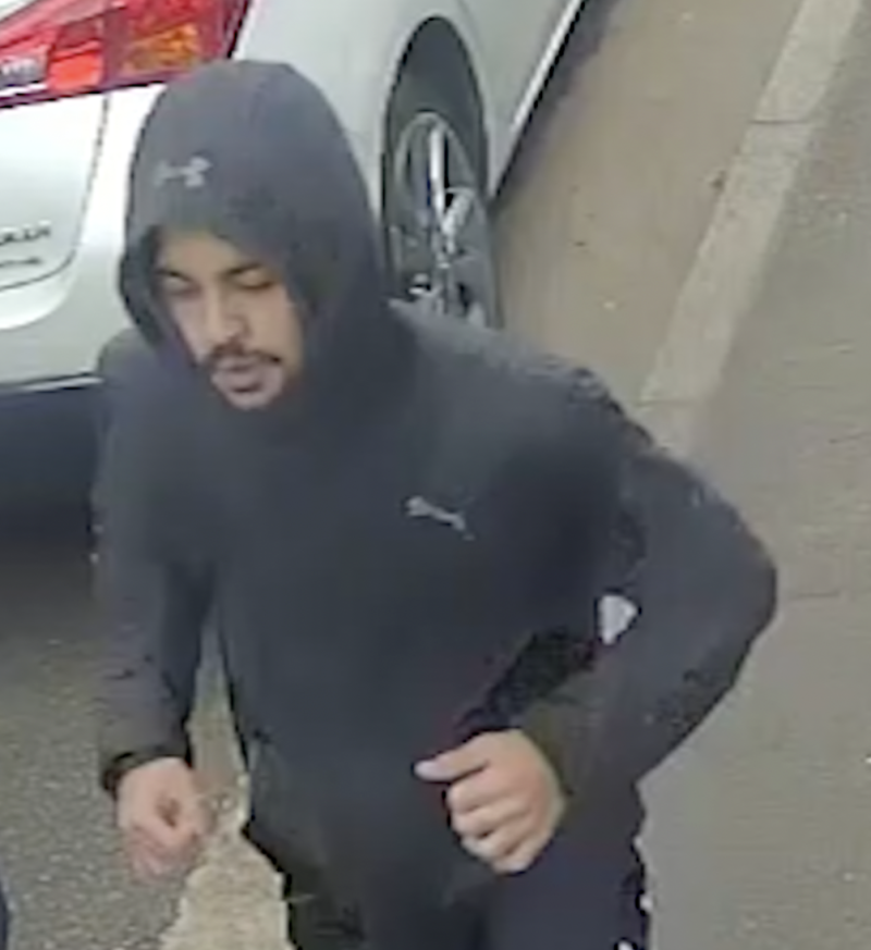 Police are searching for this man following the one punch attack of a 60-year-old man. Source: NSW Police