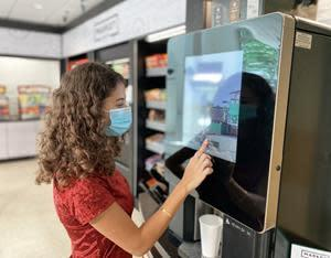 Retailers don't want to build new stores to get cashierless checkout. Standard can retrofit existing stores with its camera-based system.