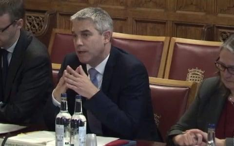 Stephen Barclay - Credit: Parliament TV