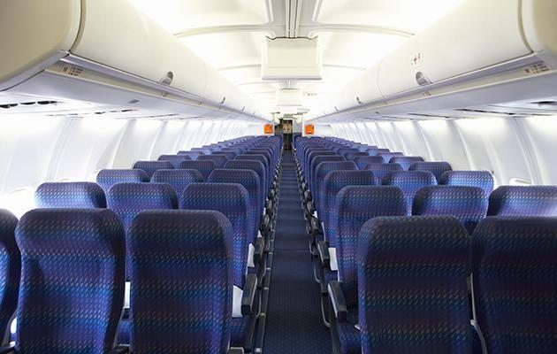 The middle seat on the plane is soon about to become the most desirable in economy class. Photo: Getty