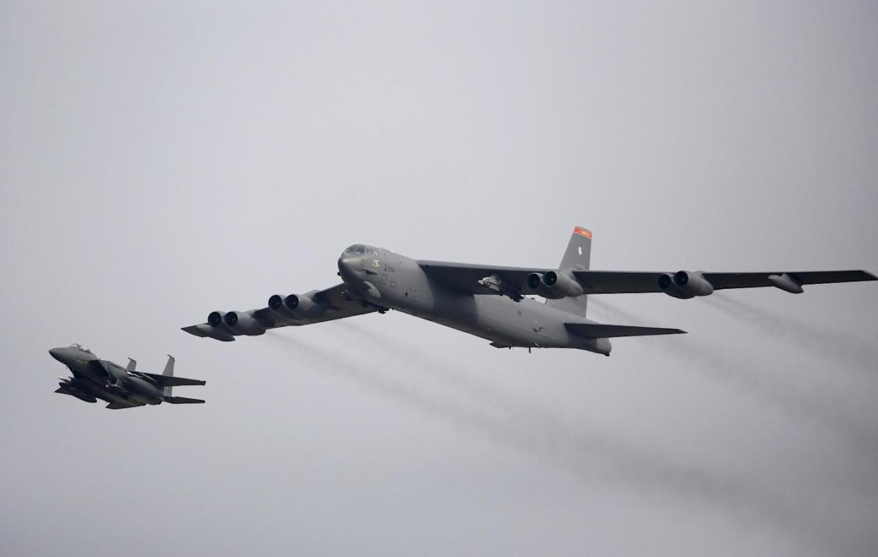 Enemies Beware: America Is Upgrading Its Mighty Air Force Bombers