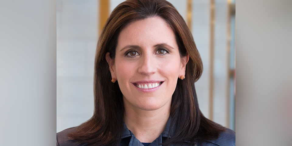 50) Kathryn 'Katie' Koch, Partner & Co-Head, Fundamental Equity, Goldman Sachs Asset Management (GSAM). Photo: Goldman Sachs Asset Management (GSAM)