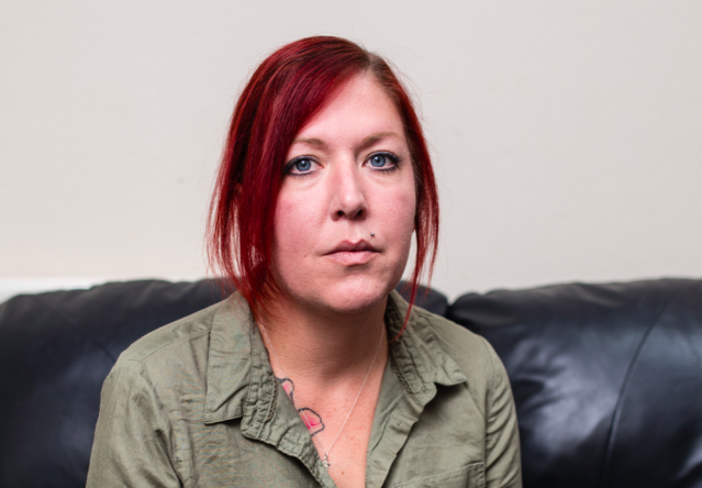 Mum attacked by thug in charity sleep out
