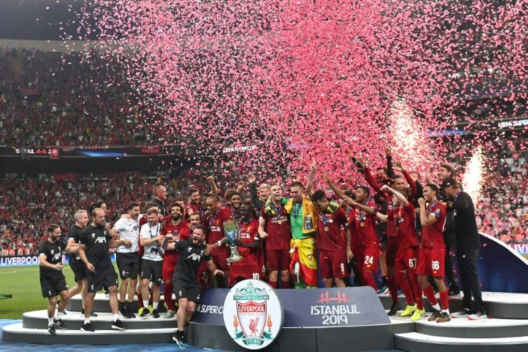Liverpool won the Super Cup for the fourth time with a penalty shoot-out victory against Chelsea in Istanbul