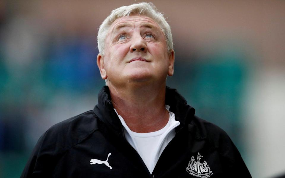 Steve Bruce - Mood darkens around St James' Park with lack of clarity over Steve Bruce's future - ACTION IMAGES