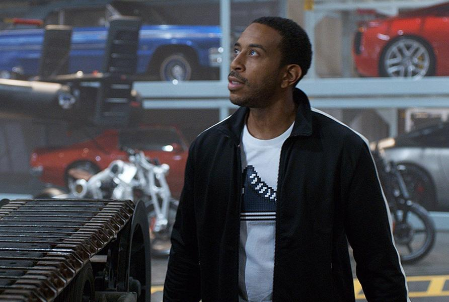 Ludacris has teased that Fast & Furious 9 will go to space (Image by Universal)