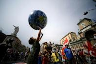 People around the world are increasingly demanding urgent climate action