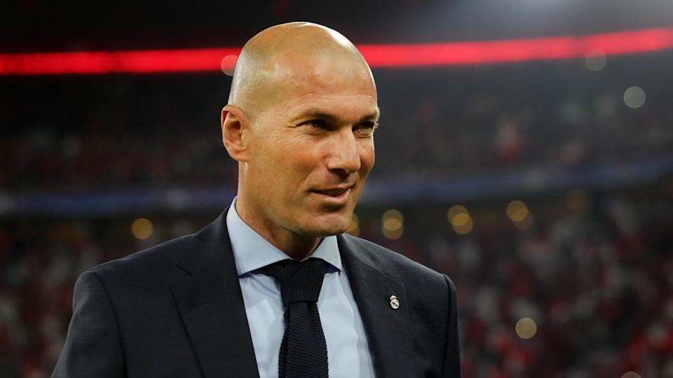 Could we see Zidane in the Man United dugout?
