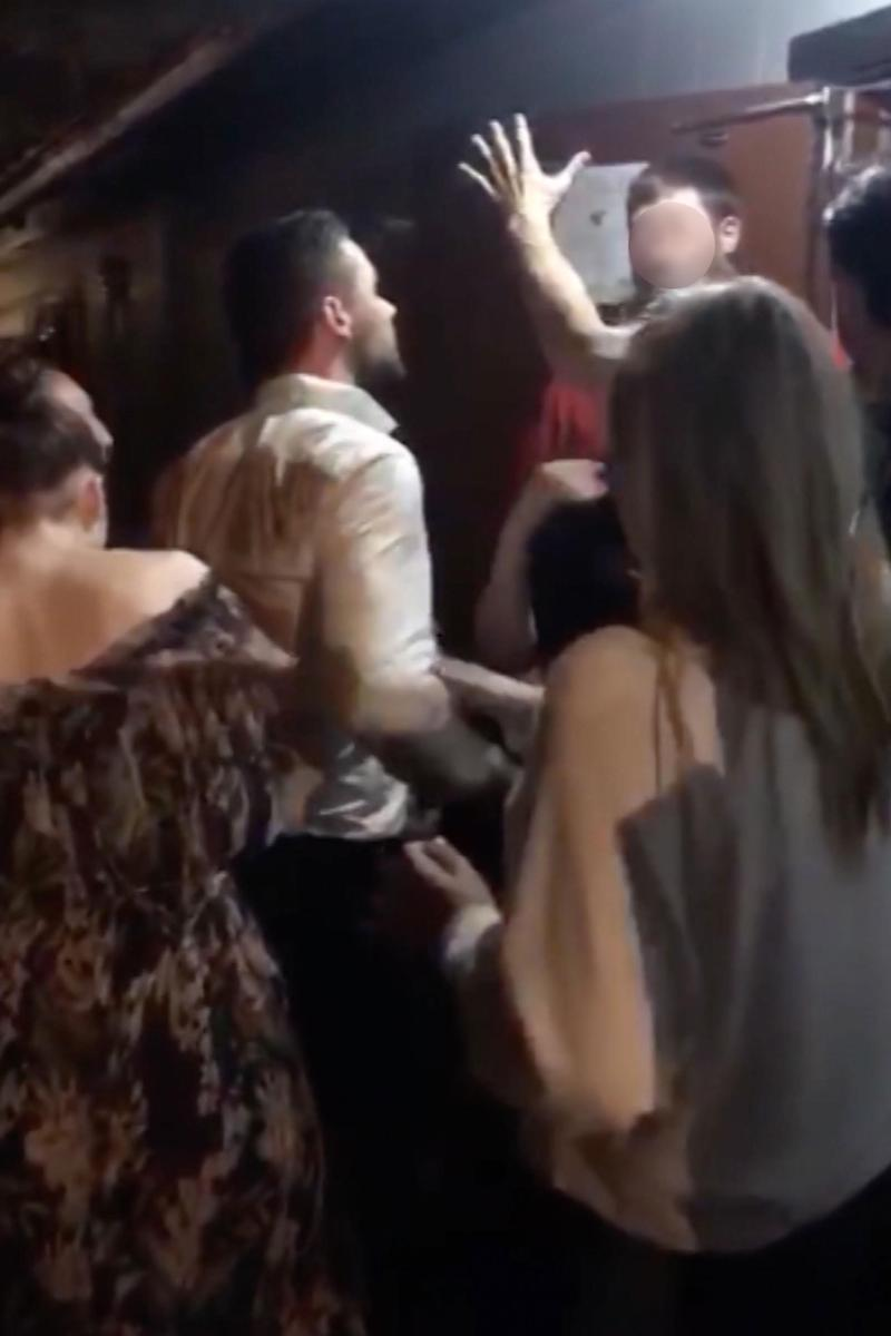 Liam Payne in a bar fight in Texas