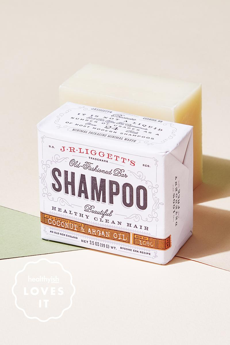 This Low-Waste Shampoo Bar Saved My Thick, Dry Hair