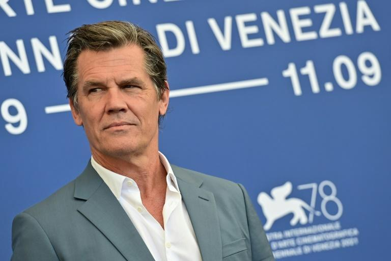 Brolin said he was proud the filmmakers had matched the vision from the books (AFP/MIGUEL MEDINA)