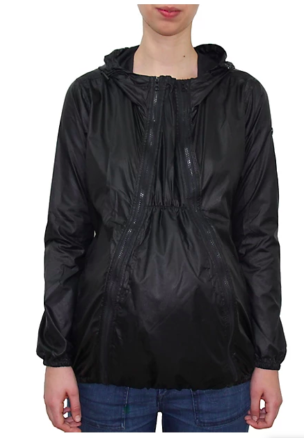 Modern Eternity 3-in-one Maternity Windbreaker (Photo via The Bay)
