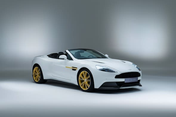 Aston Martin 60th Anniversary