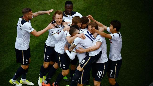 <p>The only representative from the Premier League, Spurs will have to navigate a final fixture at home to Manchester United if they are to end the season undefeated at home, but you wouldn't put it past Mauricio Pochettino's men, who are currently on nine-game winning streak.</p> <br><p>This is the North London club's final ever season at White Hart Lane, with a new ground being built on the same site, making their unbeaten run even more significant as they continue to chase Chelsea at the top of the table.</p>
