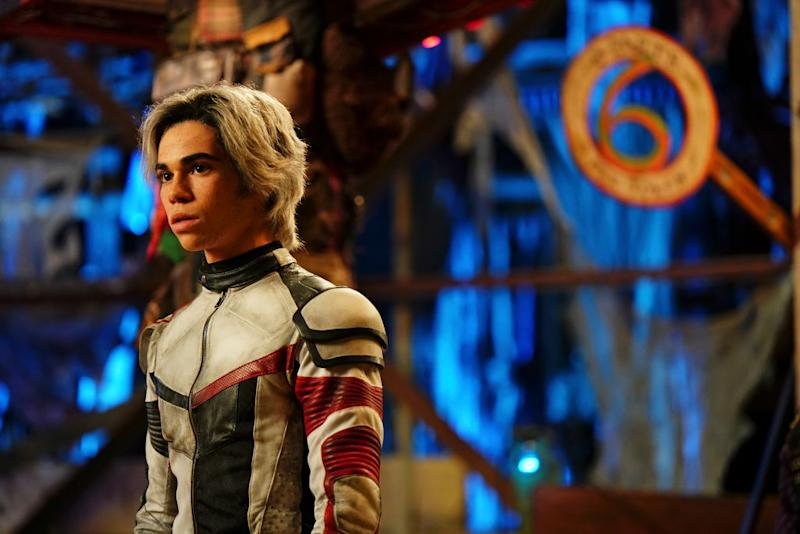 'Descendants' team remembers Cameron Boyce in their first interview since his death