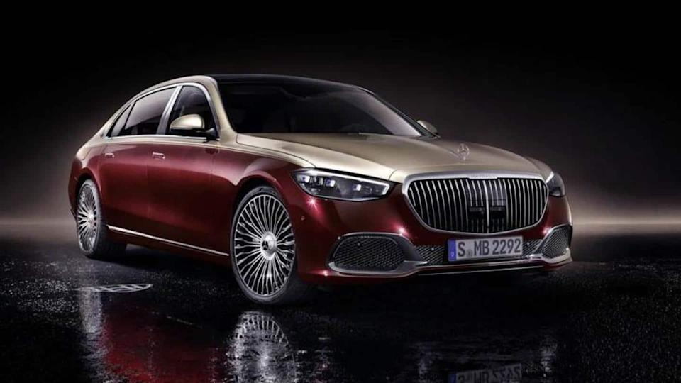 2021 Mercedes-Maybach S-Class unveiled, coming to India in 2021