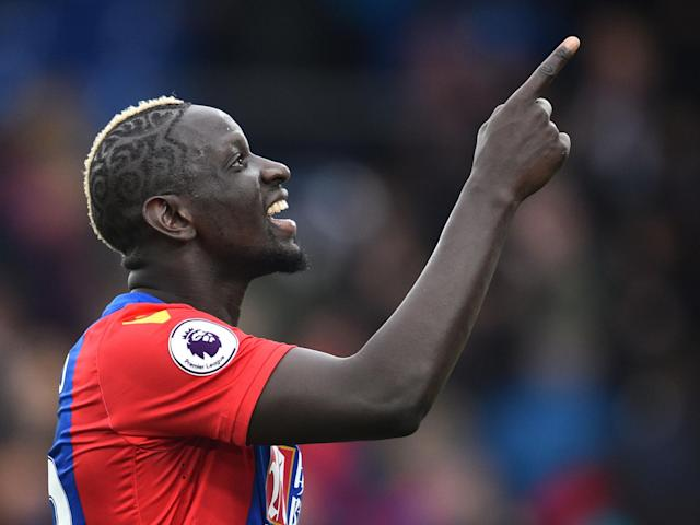 Sakho has impressed since joining Crystal Palace on a short-term loan deal: Getty