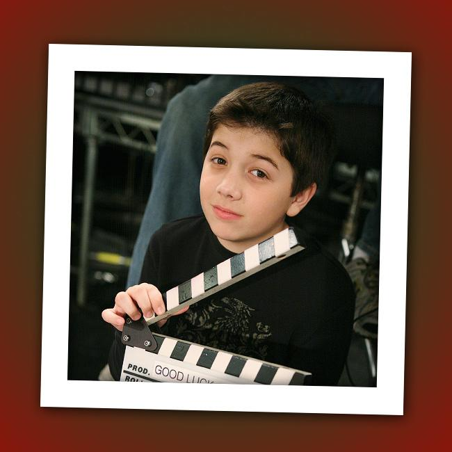 "It's Bradley Steven Perry, who plays Charlie's older brother Gabe on Disney Channel's ""<a href=""http://tv.yahoo.com/good-luck-charlie/show/45316"" rel=""nofollow"">Good Luck Charlie</a>."""