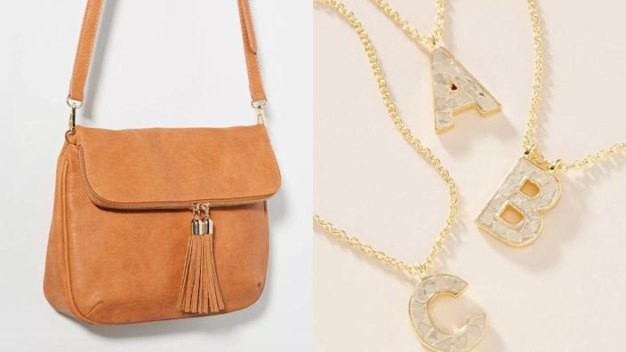 Handbags, jewelry and cold weather accessories are all part of these savings.