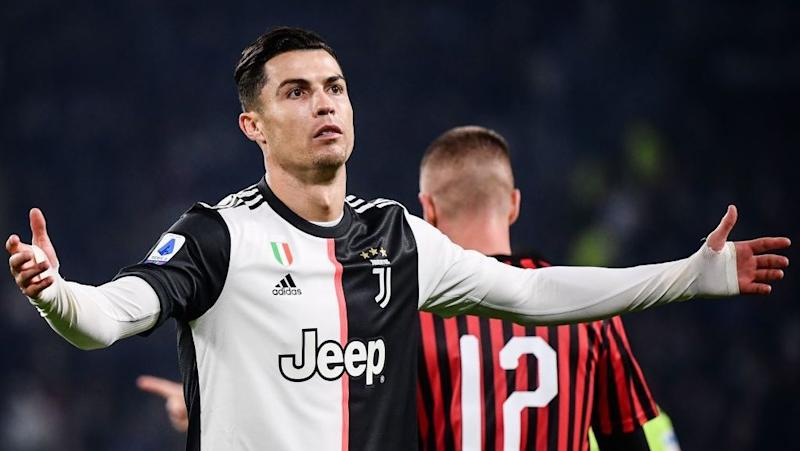 Cristiano Ronaldo Reportedly Called Maurizio Sarri A 'Son Of A W**re'