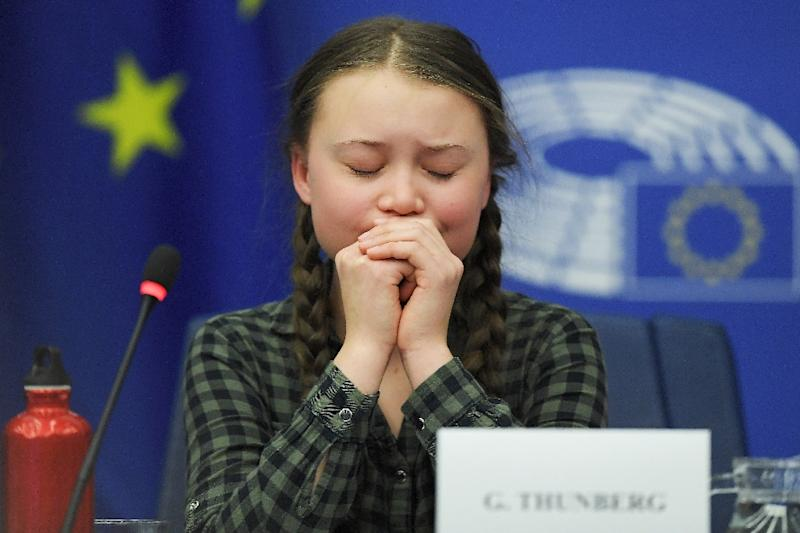 Sweden's teenage activist Greta Thunberg referred to the largess spent on rebuilding Notre-Dame to underline her message about climate change