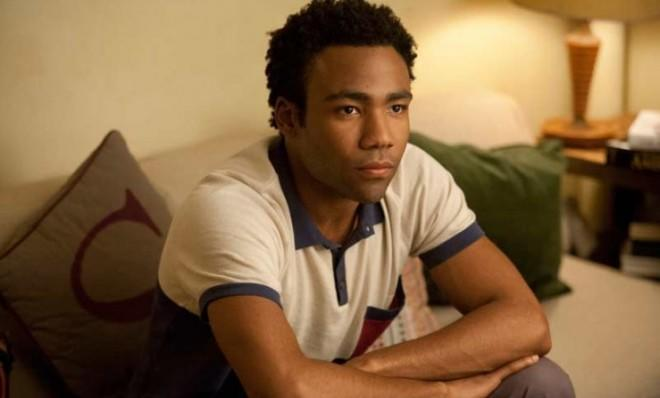 Donald Glover: Helping to diversify the very-white cast of Girls.