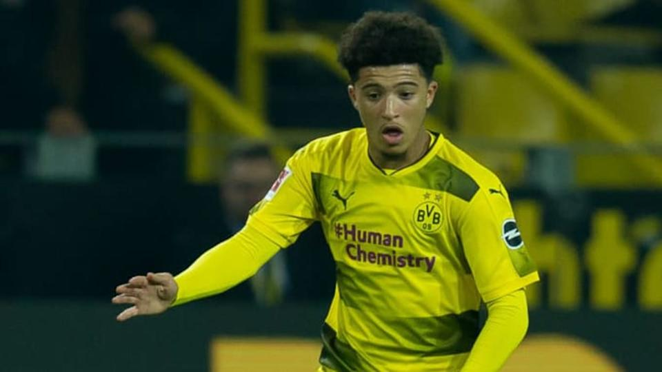 Jadon Sancho | TF-Images/Getty Images