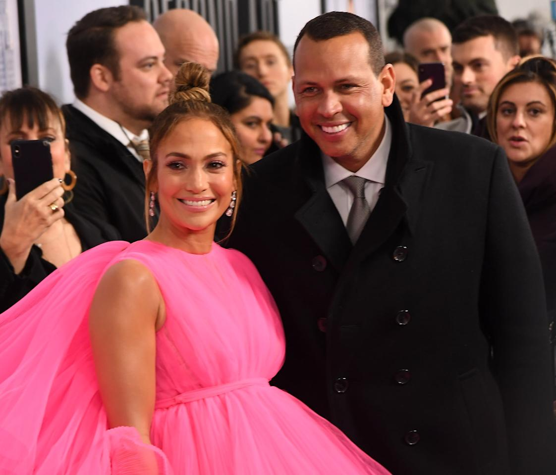 "<p>Given that the couple has a slew of celebrity friends, we know they're going to have a star-studded guest list, and apparently, <a href=""https://people.com/sports/alex-rodriguez-jennifer-lopez-exes-at-wedding/"" target=""_blank"" class=""ga-track"" data-ga-category=""Related"" data-ga-label=""https://people.com/sports/alex-rodriguez-jennifer-lopez-exes-at-wedding/"" data-ga-action=""In-Line Links"">it'll include exes, too</a>. During a recent stop on <strong>Good Morning America</strong>, Alex said his and Jennifer's exes are welcome at their <a class=""sugar-inline-link ga-track"" title=""Latest photos and news for wedding"" href=""https://www.popsugar.com/Wedding"" target=""_blank"" data-ga-category=""Related"" data-ga-label=""https://www.popsugar.com/Wedding"" data-ga-action=""&lt;-related-&gt; Links"">wedding</a>. ""I would say exes [are] invited to [the] wedding. All-inclusive. The more the merrier,"" he said.</p>"