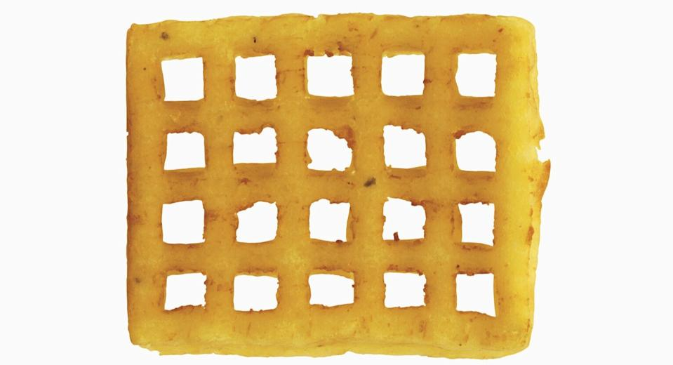Birds Eye have shocked some customers by revealing you can cook their potato waffles in the toaster [Image: Getty]